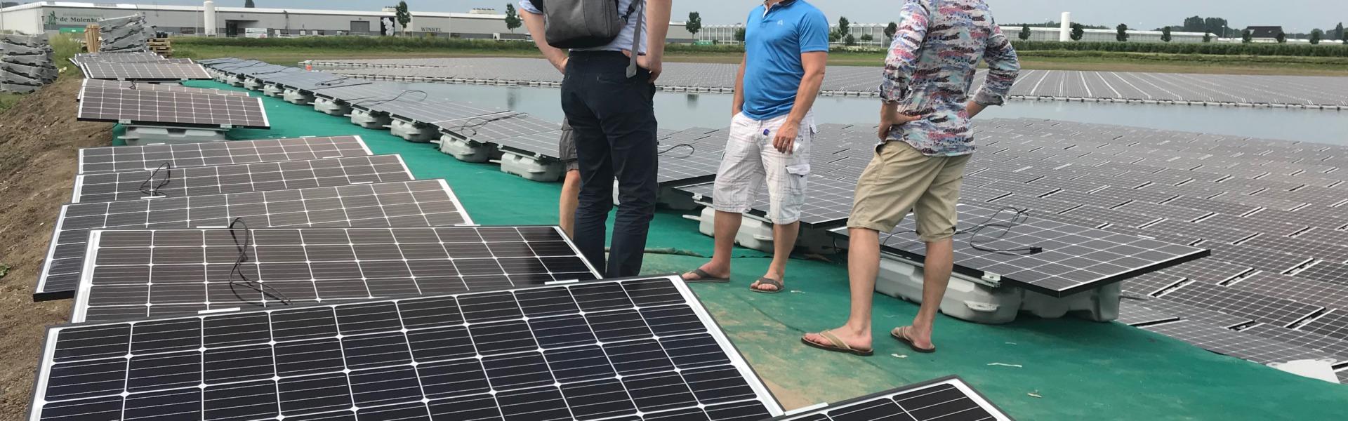 Burgers van energiecoöperatie Lingewaard
