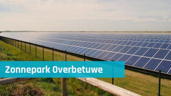 Afbeelding bijeenkomst zonnepark overbetuwe