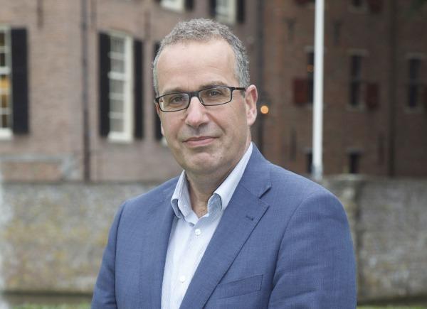 Aart Slob, wethouder van duurzaamheid Lingewaard