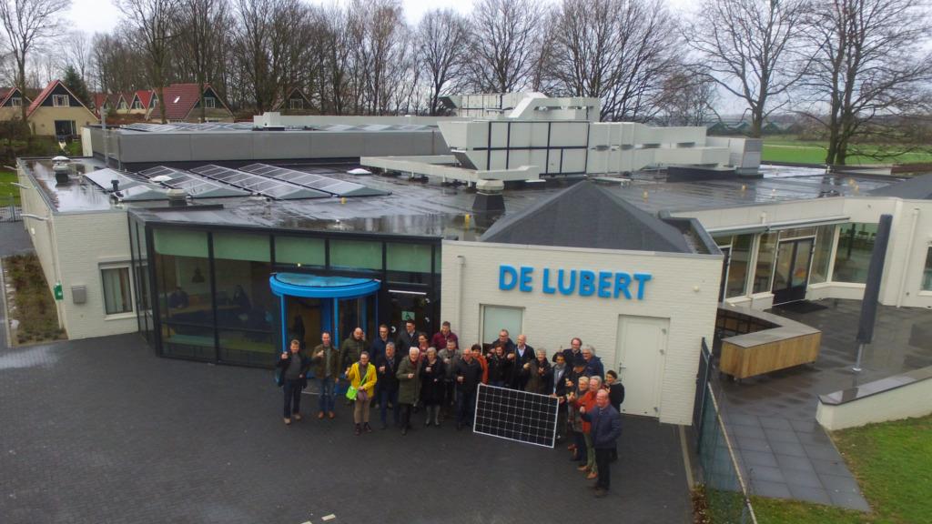Zonnedak op De Lubert in Berg en Dal