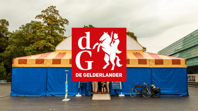 Het Gelderlanders Nieuwscafé vindt op 17 september 2019 plaats in het Energiecircus Nijmegen