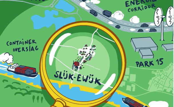 Kan Slijk-Ewijk zelf duurzame energie gaan opwekken?