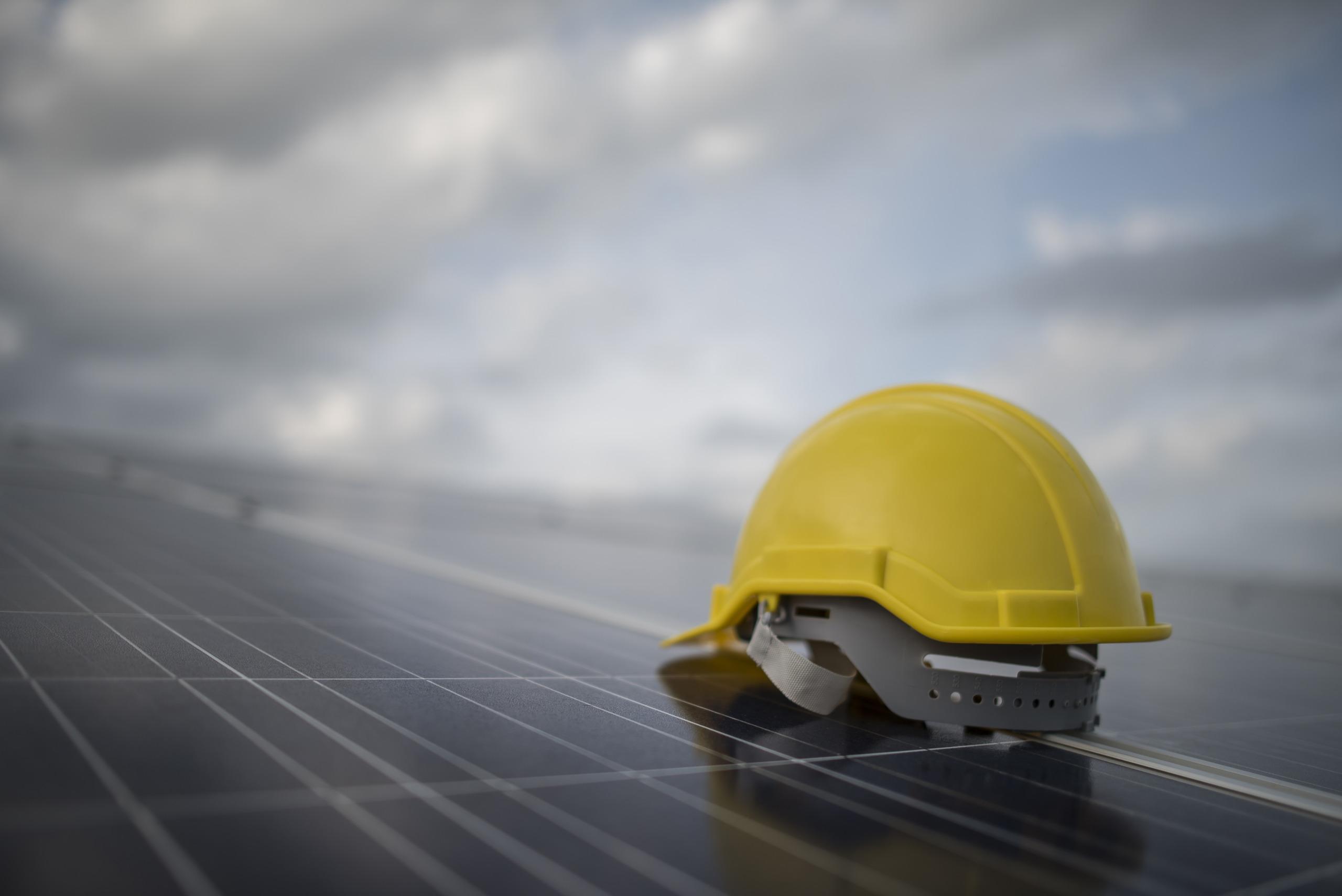 Ook met bewolking genereren zonnepanelen energie