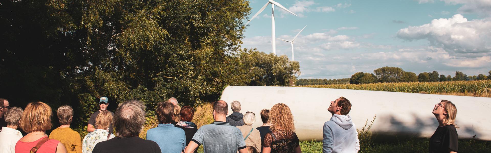 Samen met stadsgenoten een energiecoöperatie oprichten