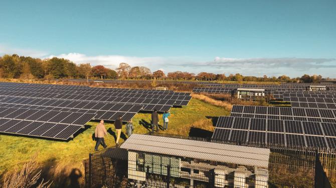 Bekijk het stappenplan energiecoöperatie oprichten