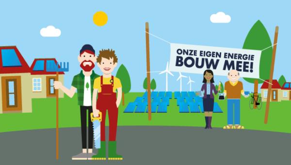 lokale projecten duurzame energie