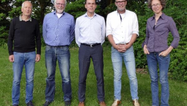 De mensen van het Energiecafé Mook en Middelaar